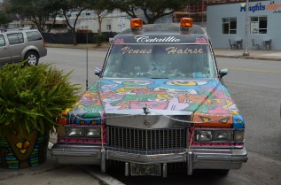 Venus's Art Car